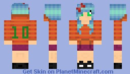 10 Subscriber special. THANKS GUYS!!! Minecraft Skin