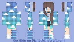Bluebell~ Minecraft Skin