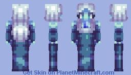 Blue Diamond (Steven Universe Skin) Minecraft Skin