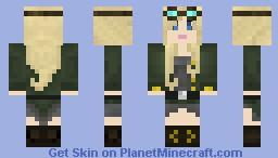 Steampunk Girl Minecraft
