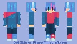 𝓫𝓵𝓾𝓮𝓽𝓪𝓽𝓾 - 𝓪𝓽𝓽𝓪𝓬𝓴! - popreel Minecraft Skin