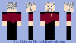 BlueXephos's Skin Minecraft Skin