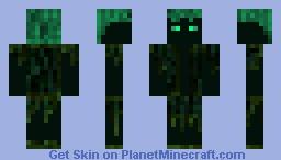 Bluique Minecraft Skin