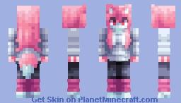 Nazuna Hiwatashi Minecraft Skin
