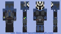 Bo-Katan Kryze (Star Wars Rebels) Minecraft Skin