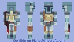Boba Fett (Christmas Special) Happy Life Day! Minecraft Skin