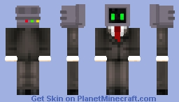 Mr Dos Minecraft Skin