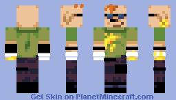 Bobby Z Minecraft Skin