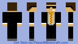 Bodil40 Minecraft Skin