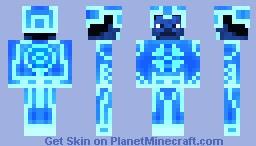 Tron Dude Minecraft