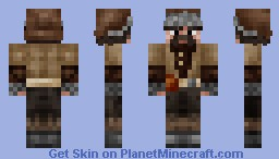 Bofur The Dwarf Minecraft Skin