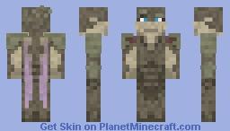 Bog King Minecraft Skin
