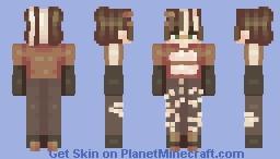 *//Cinnamon//* > Boy Minecraft Skin