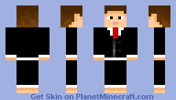 JAMES BOND(: Minecraft Skin