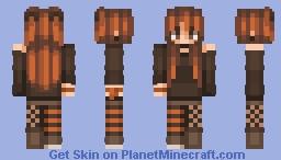 Boo-biki Minecraft Skin
