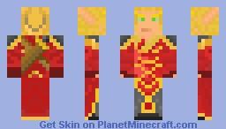 BloodElf Minecraft Skin