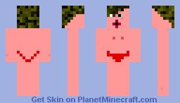 Borat skin Minecraft Skin