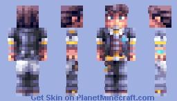 Handsome Jack - Battle Of Our Boss Skins Minecraft Skin