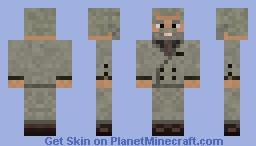"Boris The Blade ""Snatch"" Minecraft Skin"