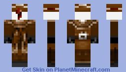 Bounty Hunter Minecraft Skin
