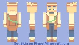 hunt Minecraft Skin