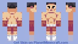 boxing Minecraft Skin