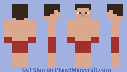 Boxer Minecraft Skin