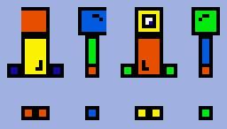 BoxyBot Minecraft Skin