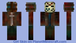 Jason 3 Minecraft Skin