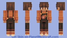 the key to life on earth Minecraft Skin