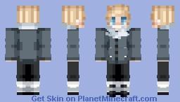 Brett A. Minecraft Skin