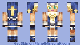 Bridget (Guilty Gear) Minecraft Skin
