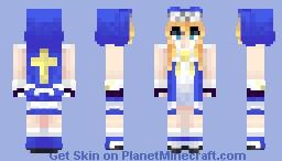 Bridget (Guilty Gear) Minecraft Skin