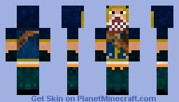 Parkore Brink Dude Minecraft Skin