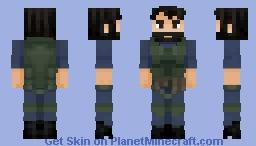 Halo Infinite - Brohammer Minecraft Skin