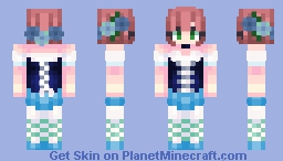 Broken Hearted Minecraft Skin