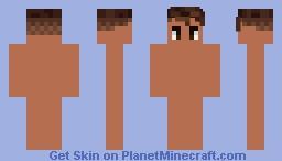 Male Base Minecraft Skin
