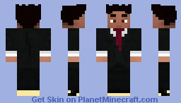(V3/5) Bruno Mars - Grenade (3D Hair) (Wrong Preview) Minecraft Skin