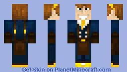 Taruk the Investment Blacksmith Minecraft Skin