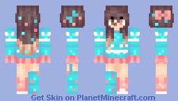 [REMAKE] Bubblegum Minecraft Skin