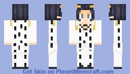 Bucciarati Minecraft Skin