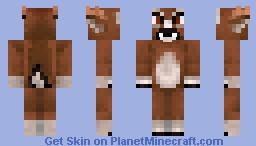 Buck the deer Minecraft Skin