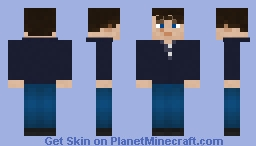Bully Maguire Minecraft Skin