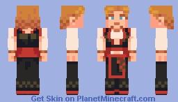 bunad Minecraft Skin