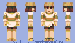 🌻 One Summer's Day ⛩️ [PBL WEEK 1] Minecraft Skin