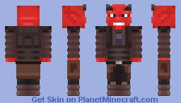 [Star Wars] Burg from The Mandalorian (Gamorrean ) Minecraft Skin