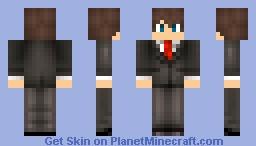 Business Suit MariRo (_MariRo) Minecraft Skin