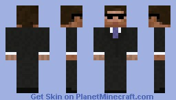 Sunglasses Offical (Request) Minecraft Skin