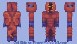 Mutant Butterfly/Moth (Secret Santa for Terminant) Minecraft Skin