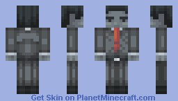 Old Fashioned maybe? Minecraft Skin